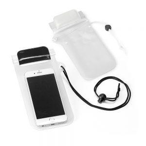 Bolsa para celular Impermeável 1370 - bolsa impermeável personalizada